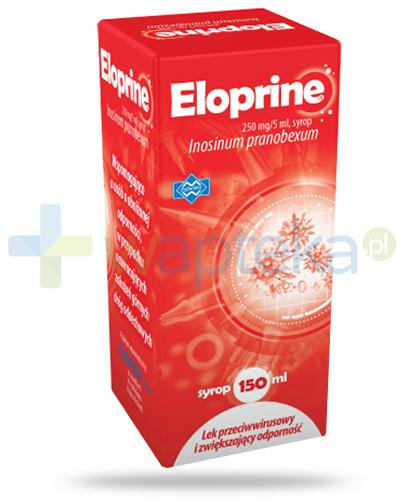 Eloprine syrop 250mg/5ml 150 ml