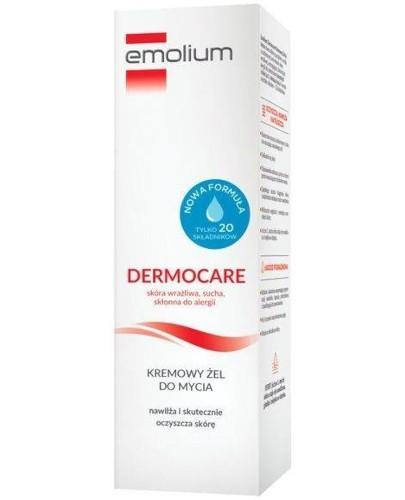 Emolium Dermocare kremowy żel do mycia od 1 miesiąca 200 ml
