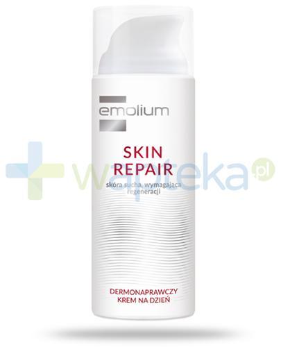Emolium Skin Repair dermonaprawczy krem na dzień 50 ml