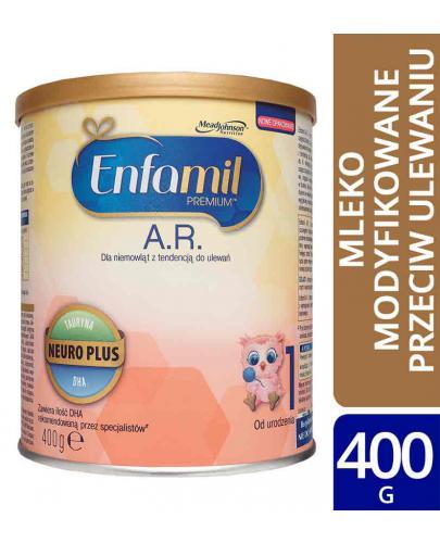 Enfamil 1 Premium AR mleko w proszku dla dzieci 0+ 400 g
