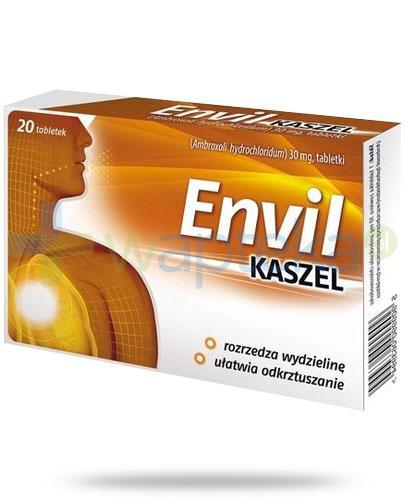 Envil Kaszel 20 tabletek