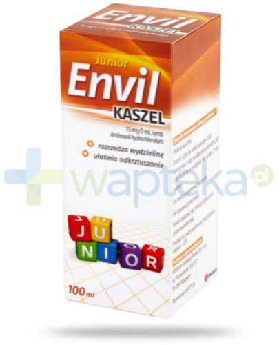 Envil Kaszel junior syrop 100 ml