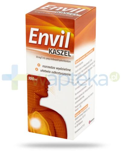 Envil Kaszel syrop 100 ml