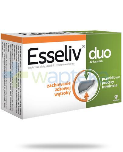 Esseliv Duo 40 kapsułek
