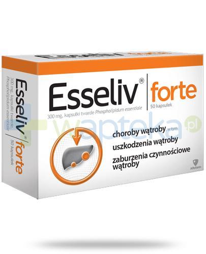 Esseliv Forte 50 kapsułek