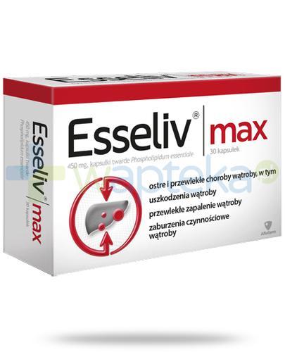 Esseliv Max 30 kapsułek