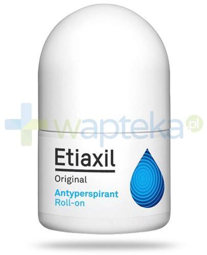 Etiaxil Original antyperspirant z aktywnym systemem Apx 15 ml