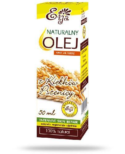 Etja olej do skóry z kiełków pszenicy 50 ml