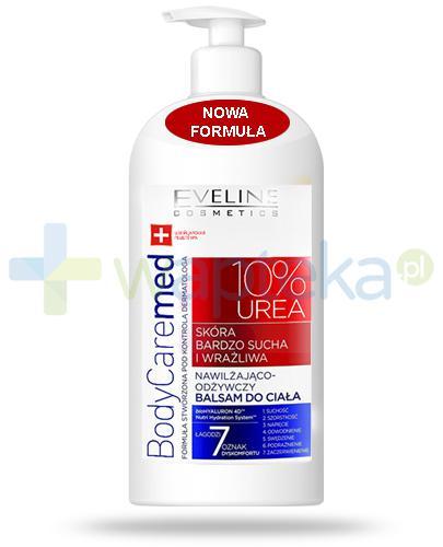 Eveline BodyCare Med+ Urea 10% nawilżająco-odżywczy balsam do ciała 350 ml
