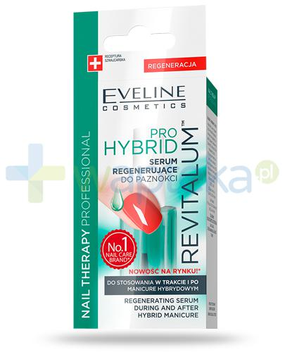 Eveline Nail Therapy Revitalum Pro Hybrid serum regenerujące do paznokci 12 ml