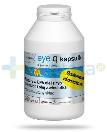 Eye Q 360 kapsułek
