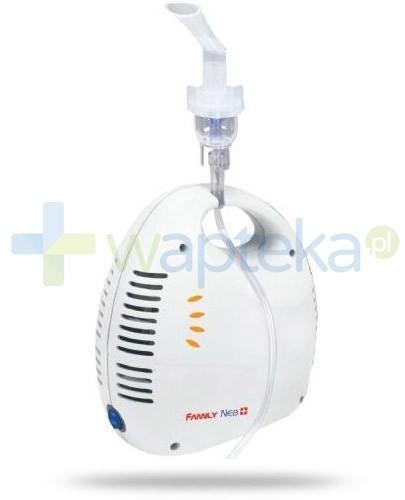 Family Neb+ SL-02WC inhalator sprężarkowy 1 sztuka [WYPRZEDAŻ]