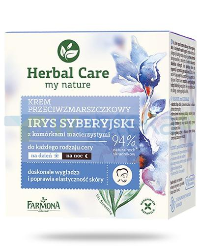 Farmona Herbal Care Irys syberyjski z komórkami macierzystymi krem przeciwzmarszczkowy 50 ml