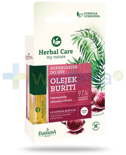 Farmona Herbal Care superolejek do ust buriti 5 ml
