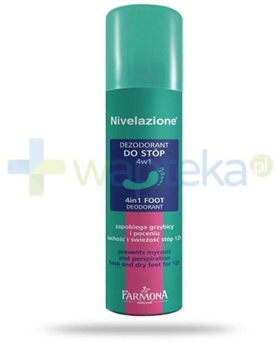 Farmona Nivelazione dezodorant do stóp 4w1 150 ml