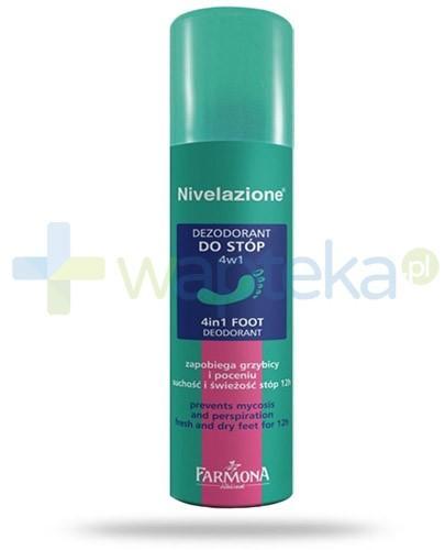 Farmona Nivelazione dezodorant do stóp 4w1 150 ml
