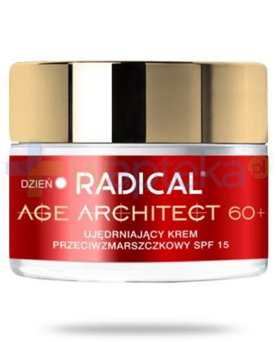 Farmona Radical Age Architect 60+ ujędrniający krem przeciwzmarszczkowy SPF15 na dzień 50 ml