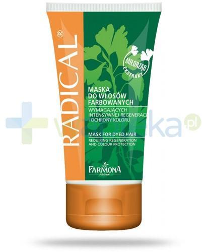 Farmona Radical maska do włosów farbowanych 150 ml