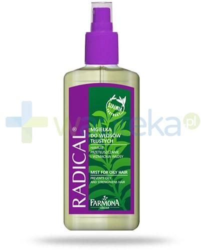 Farmona Radical mgiełka do włosów tłustych 200 ml