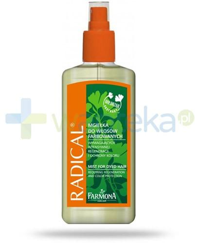 Farmona Radical mgiełka nabłyszczająca do włosów farbowanych 200 ml