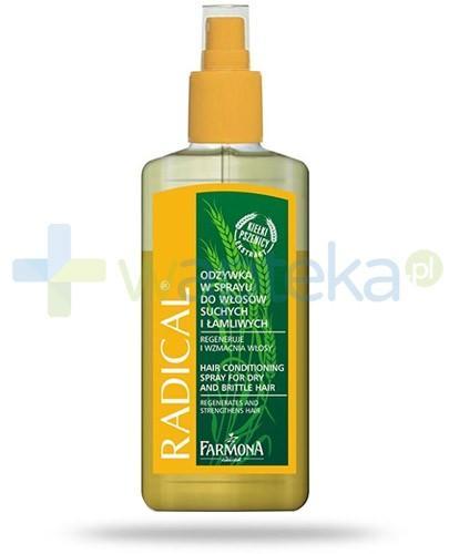 Farmona Radical odżywka do włosów suchych i łamliwych 200 ml
