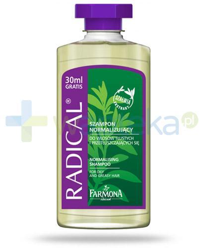 Farmona Radical szampon normalizujący do włosów tłustych i prztłuszczających się 330 ml