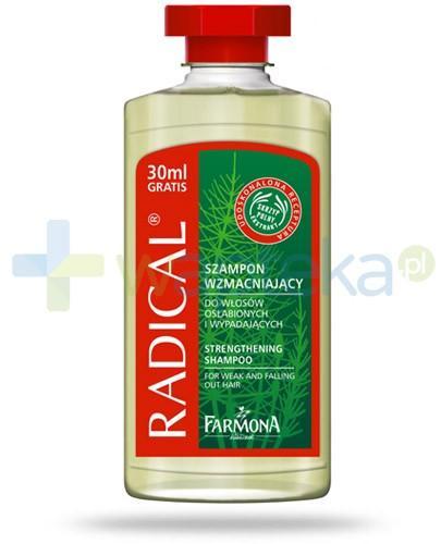 Farmona Radical szampon wzmacniający do włosów osłabionych i wypadających 330 ml
