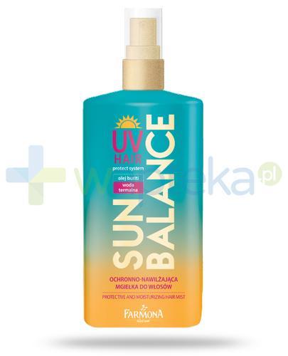 Farmona Sun Balance UV Hair ochronno-nawilżająca mgiełka do włosów 150 ml