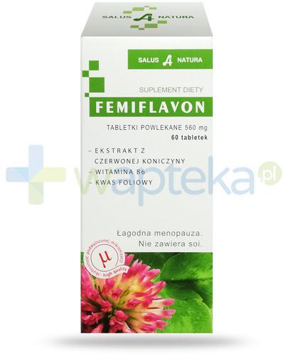 FemiFlavon 560mg 60 tabletek