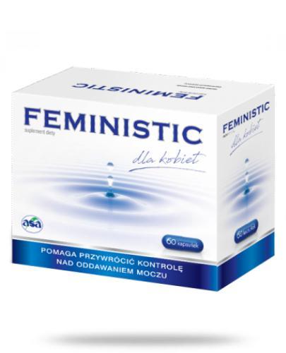 Feministic dla kobiet 60 kapsułek