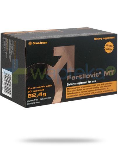 Fertilovit MT 90 kapsułek