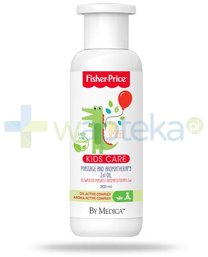 Fisher Price Kids Care oliwka 2w1 do masażu i aromatoterapii 200 ml