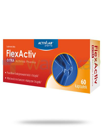 FlexActiv Extra ActivLab Pharma 60 kapsułek