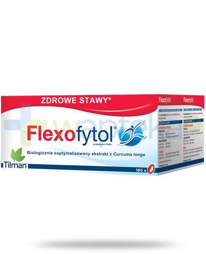 FlexoFytol 180 kapsułek