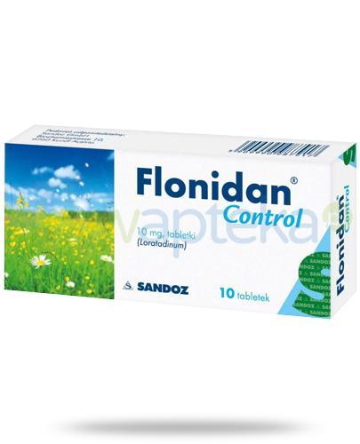 Flonidan Control 10mg 10 tabletek