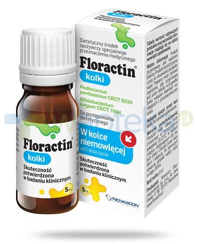 Floractin Kolki krople doustne 5 ml