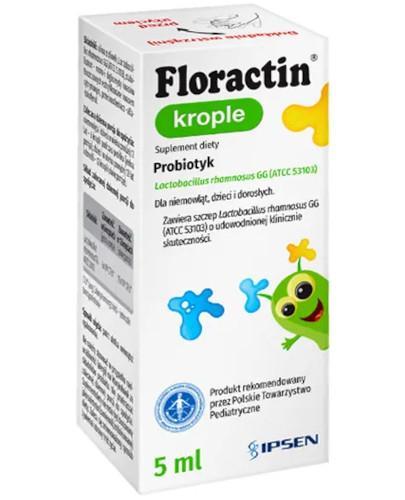 Floractin krople 5 ml
