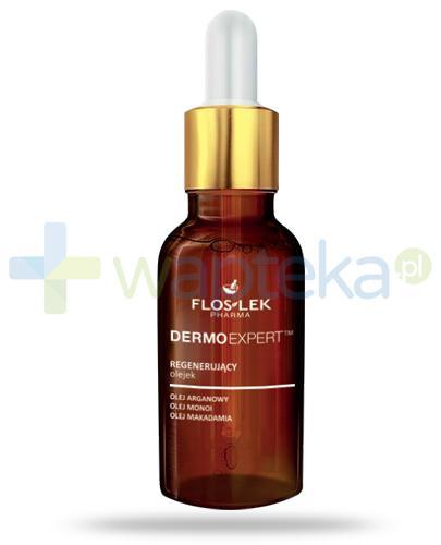 Flos-Lek Dermo Expert regenerujący olejek regenerujący 30 ml