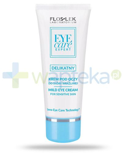 Flos-Lek Eye Care Expert delikatny krem pod oczy do skóry wrażliwej 30 ml