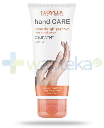 Flos-Lek Hand Care Delikatny krem do rąk i paznokci 100 ml