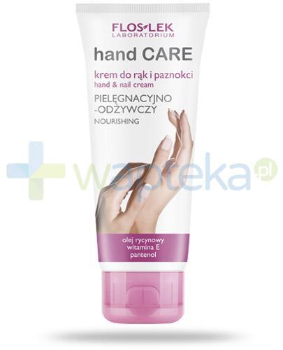 Flos-Lek Hand Care krem do rąk i paznokci 100 ml