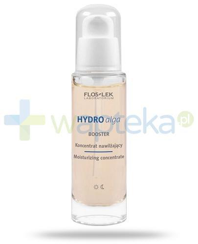 Flos-Lek Hydro alga Booster koncentrat nawilżający 30 ml