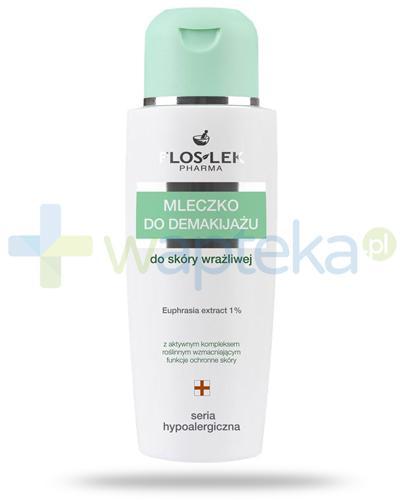 Flos-Lek Hypoalergiczne mleczko do demakijażu do skóry wrażliwej 150 ml