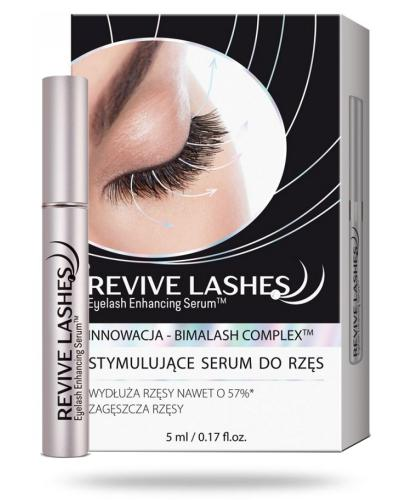 Flos-Lek Revive Lashes serum stymulujace do rzęs 5 ml