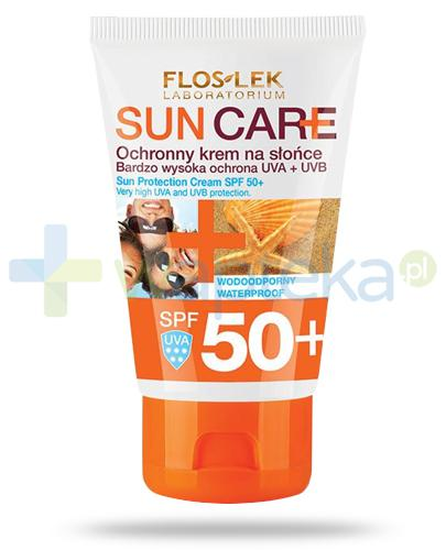 Flos-Lek Sun Care ochronny krem na słońce SPF50+ 50 ml