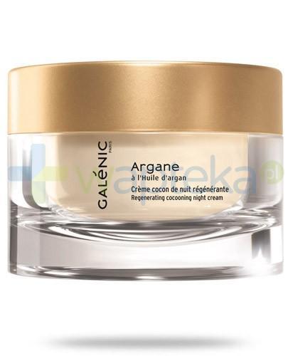 Galenic Argane emulsja intensywnie odżywcza z olejem arganowym do skóry suchej 50 ml  + ARGANE krem 3ml GRATIS!