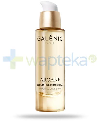Galenic Argane serum królewski olejek rewitalizująco odżywiający 30 ml + Galenic Beaute de Nuit żel chrono-aktywny na noc 15 ml [GRATIS]