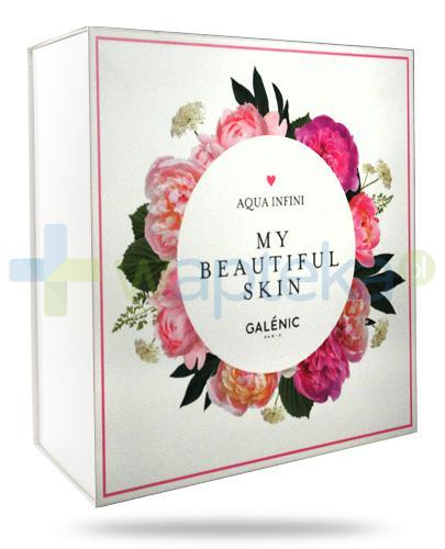 Galenic My Beautiful Skin Aqua Infini krem odświeżający 50 ml + Aqua Infini lotion pielęgnujący 40 ml [ZESTAW]