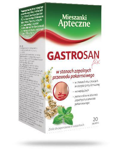 Gastrosan Fix 20 saszetek
