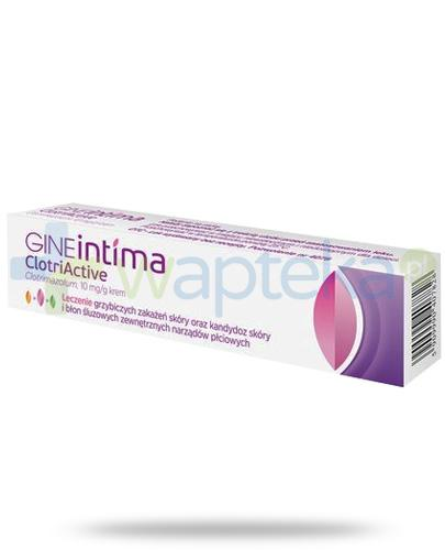 GINEintima ClotriActive krem 10mg/g 20 g